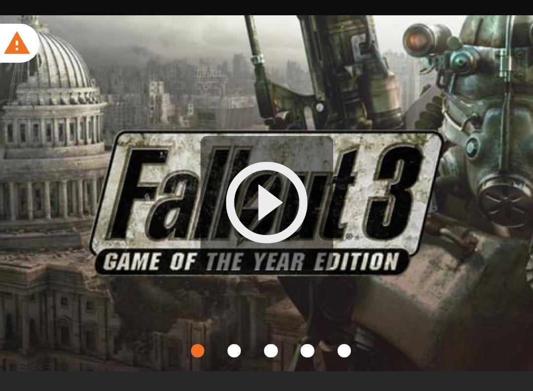 Fallout 3 GOTY( Edición completa) Steam
