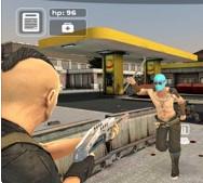 iOS: Slaughter (GRATIS) - Un shooter lleno de lunáticos