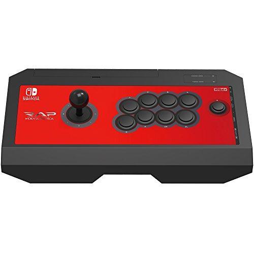 Mando arcade Hori Hayabusa para Nintendo Switch, para jugadores profesionales.