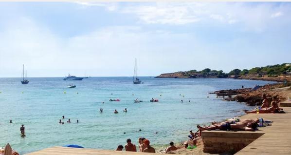 AGOSTO Ibiza 206€/p= 4 noches en alojamiento y vuelos desde Valencia