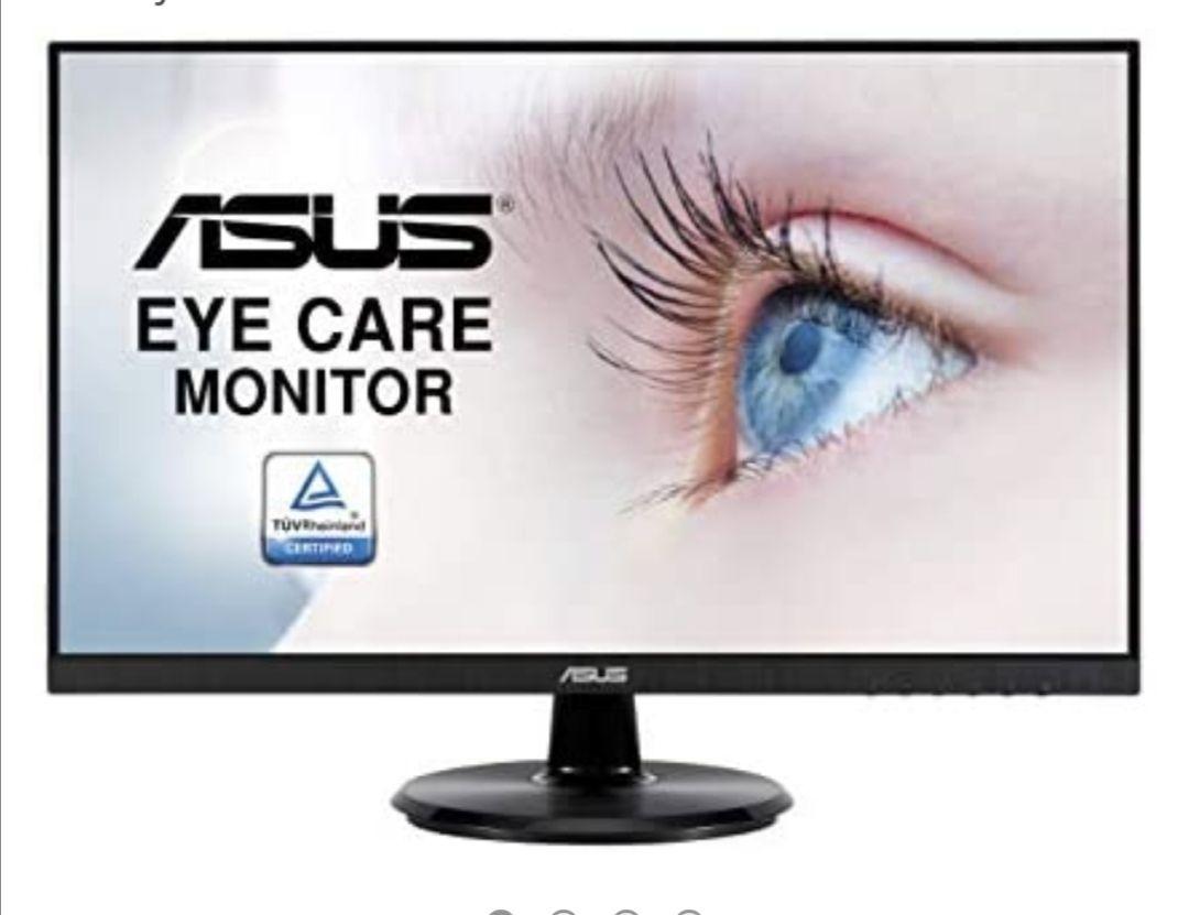 """ASUS VA24DQ - Pantalla para PC de 23,8"""" FHD"""