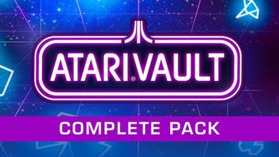 ATARI VAULT (100 juegos) + Paquete Adicional ( 50 juegos)