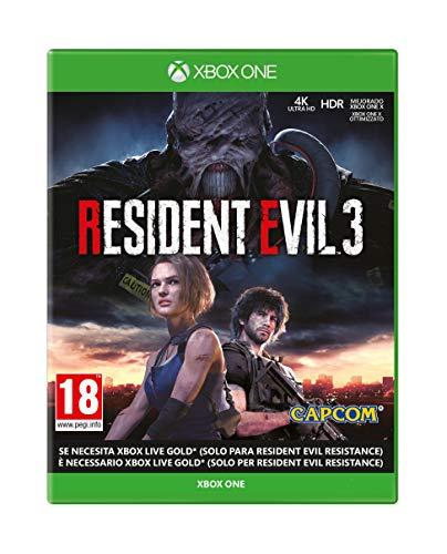 Resident evil 3 Remake xbox/ps4