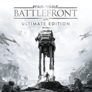 Edición Ultimate de STAR WARS Battlefront : Deluxe + Pase (PS4, XBOX)
