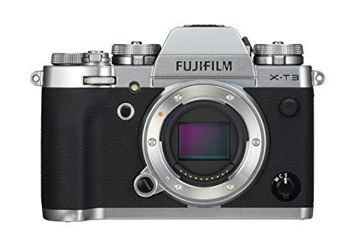 Fujifilm X-T3 Plata (cuerpo) - precio final al tramitar