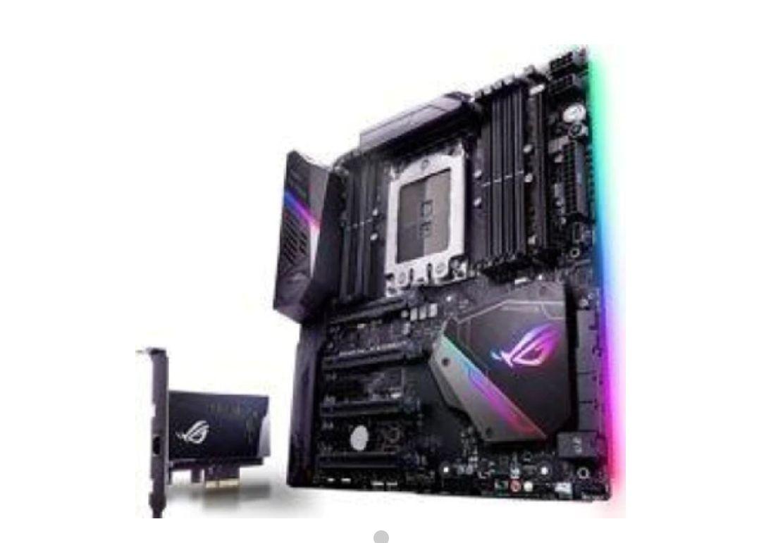 ASUS ROG ZENITH EXTREME AMD X399 Socket TR4 ATX ex *Mínimo*
