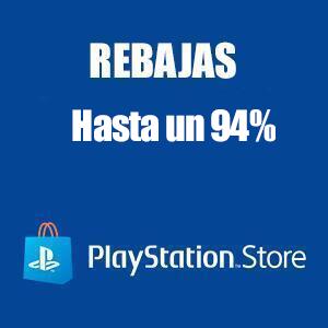 PlayStation Store :: Rebajas hasta un 94% (Actualización)