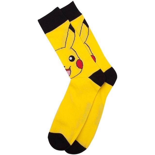 "Calcetines ""The Pokémon Company"" Pikachu"