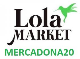 20€ o 30€ descuento en Mercadona con la app Lola Market