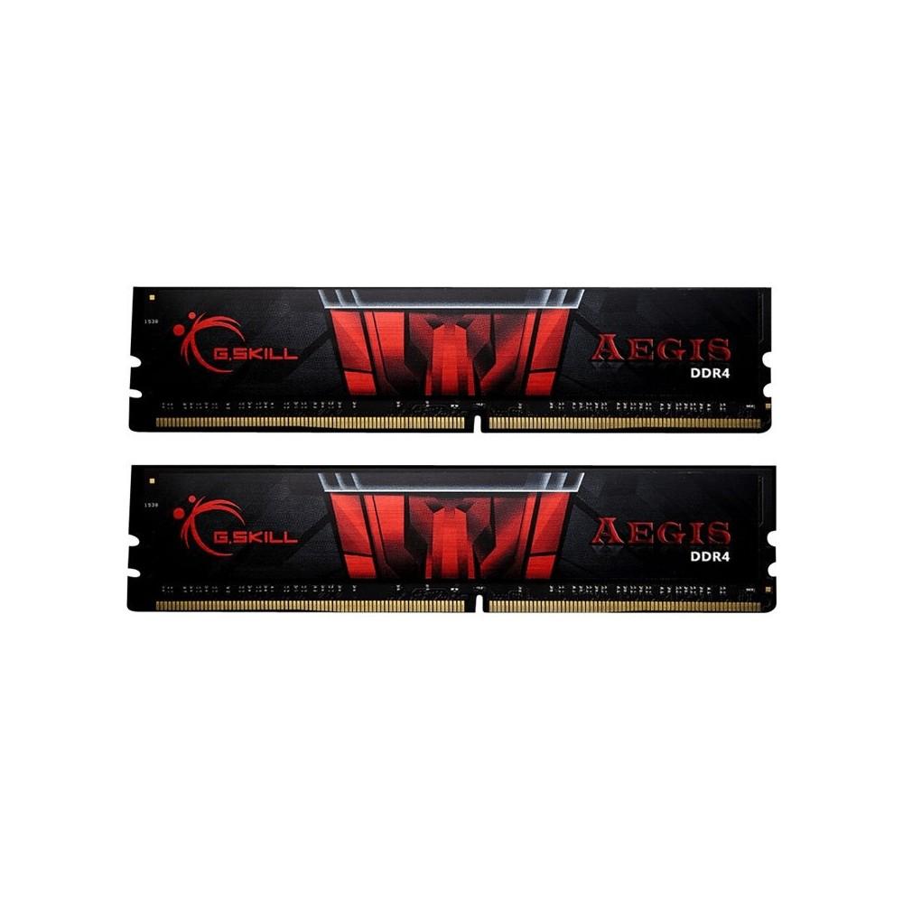 G.SKILL Aegis Memoria RAM DDR4 16GB (2x8GB) 3000MHz CL16