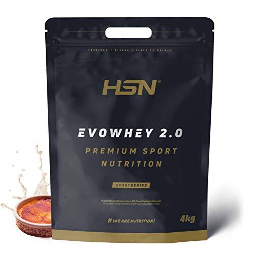 HSN Whey Protein de Suero Concentrate 4Kg