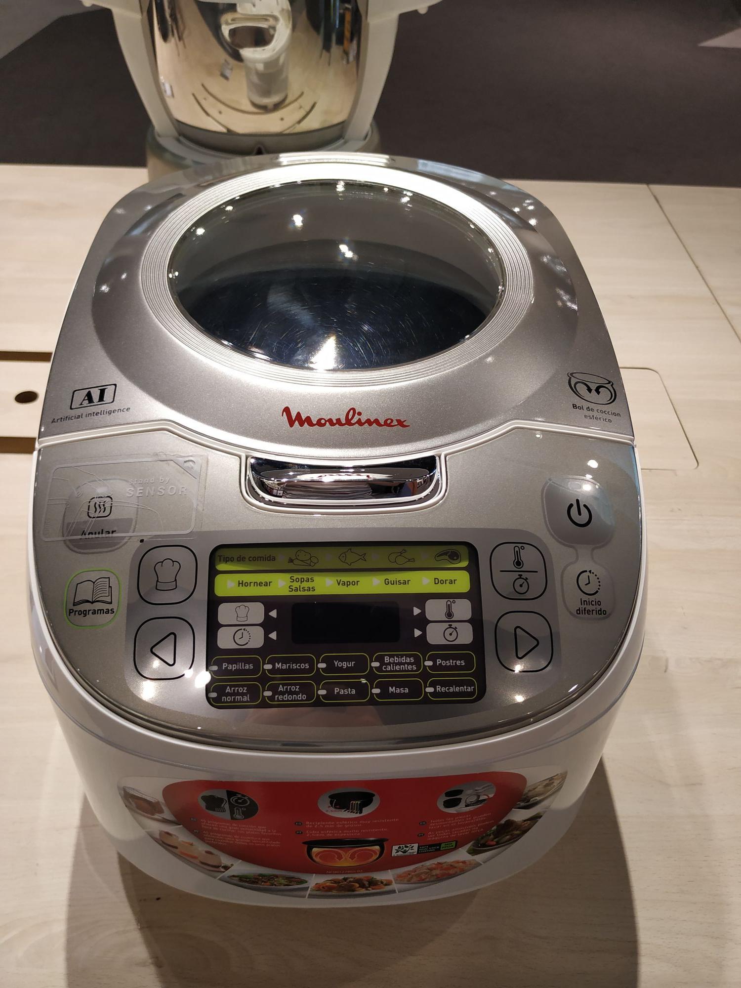 Robot de Cocina MOULINEX MAXICHEF ADVANCED en Fnac de Las Arenas (Plaza España), Barcelona