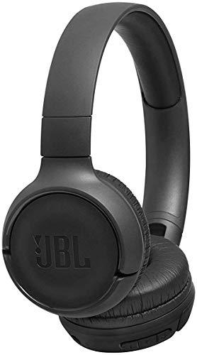 JBL Tune500BT - Auriculares inalámbricos con asistente de voz, batería de 16 h