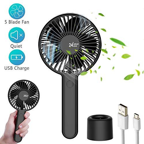 Ventilador USB recargable
