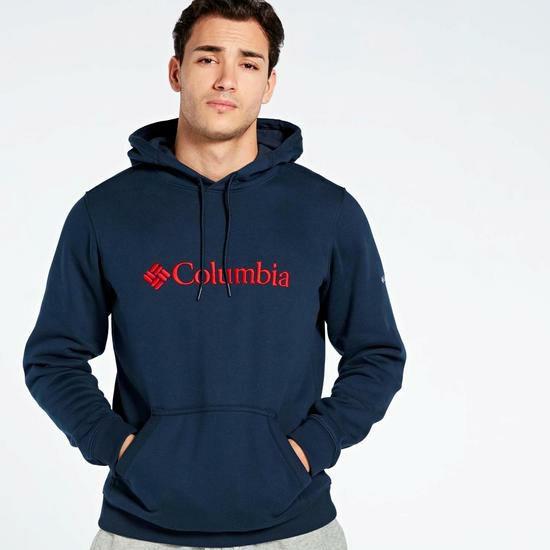 Sudadera COLUMBIA talla M. Envío gratis