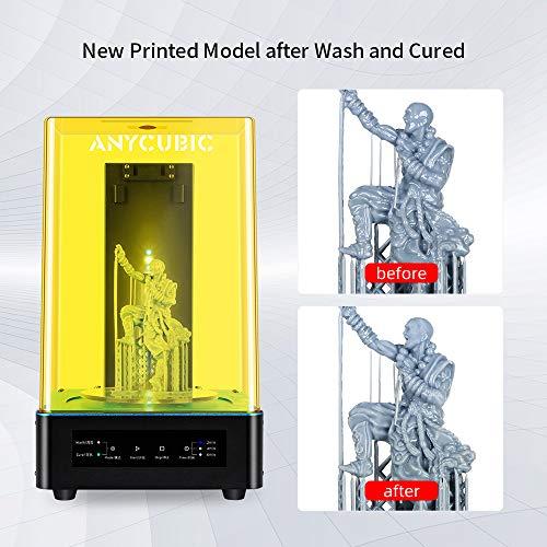 ANYCUBIC Wash & Cure Maquina Lavado y Curado UV