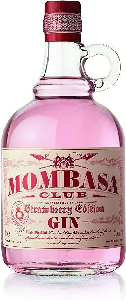 Mombasa Strawberry Edition 0,7L GIN