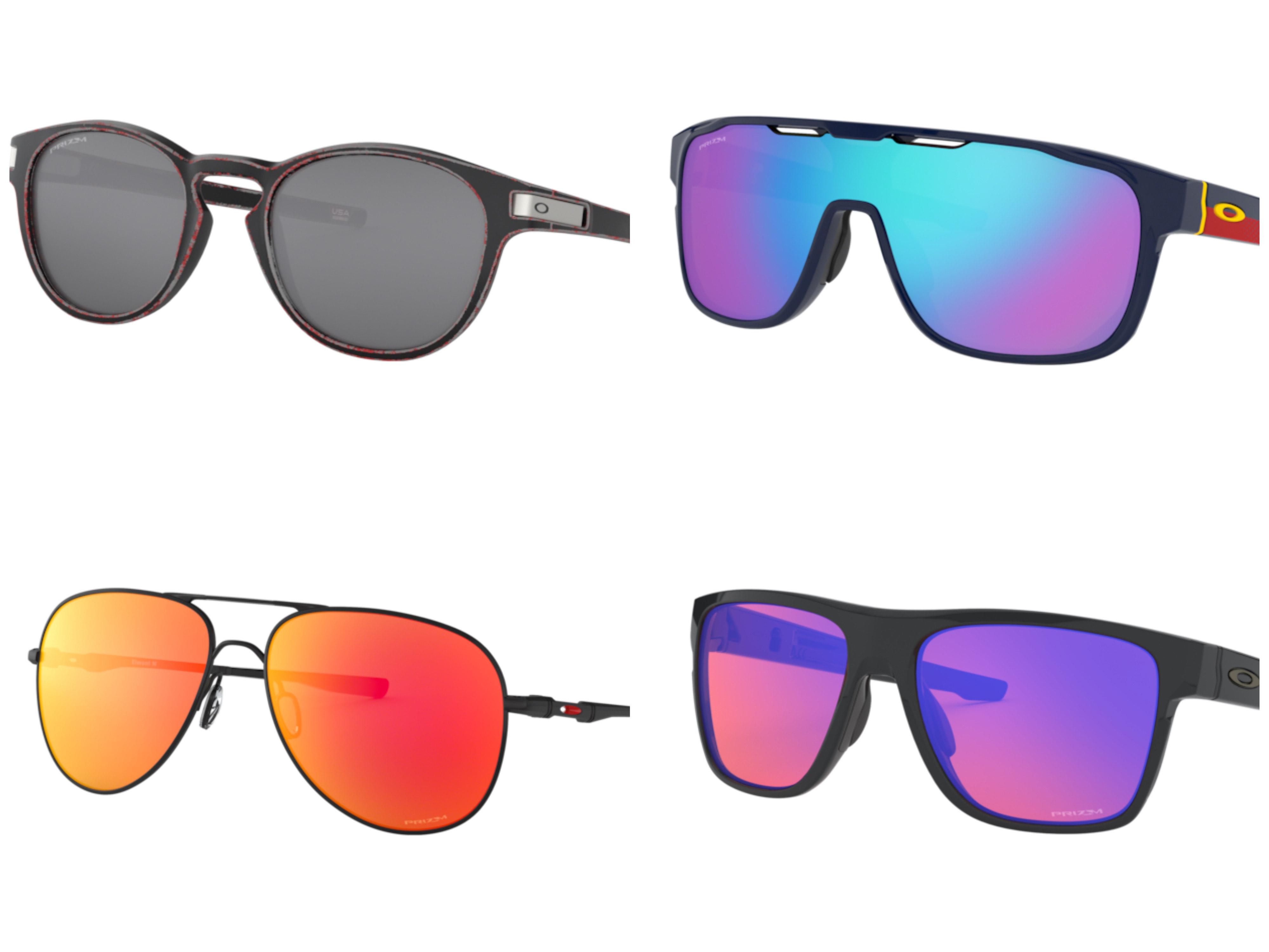 Gafas Oakley rebajadas al 50% (56 modelos)