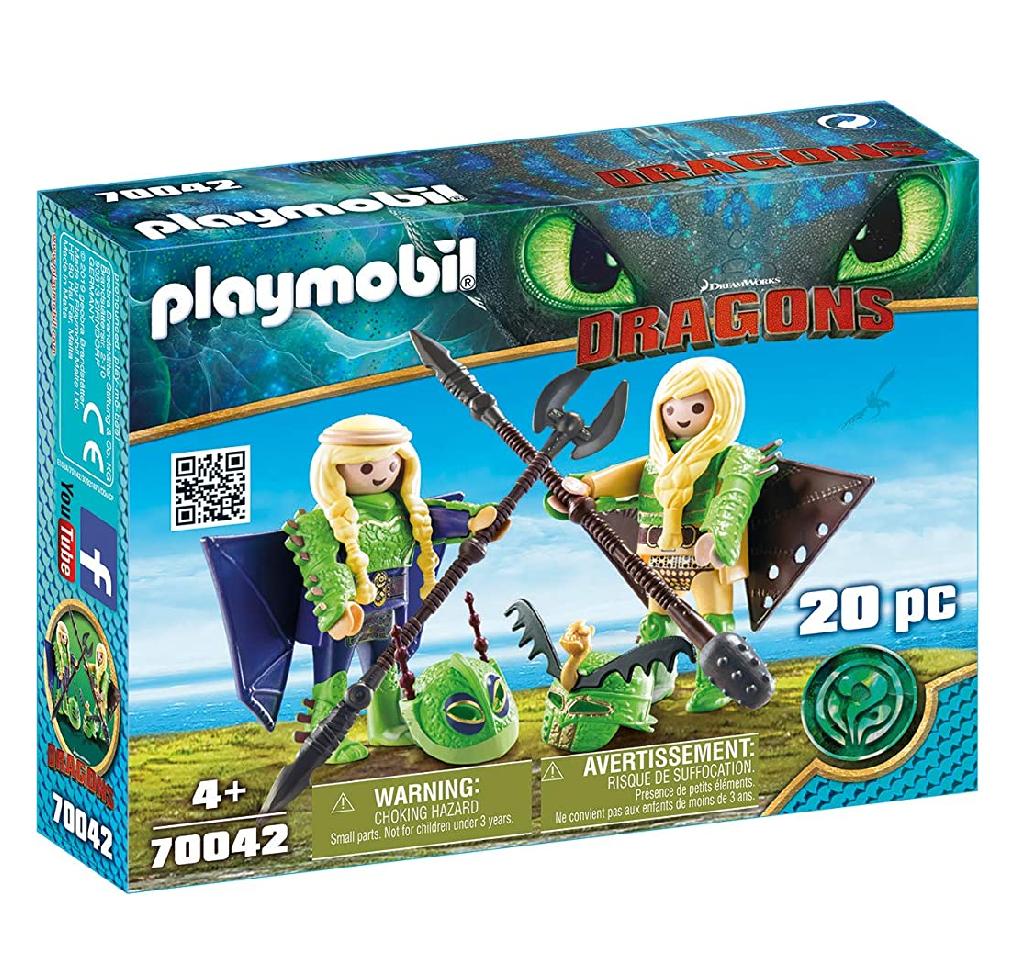 "Playmobil ""Como entrenar a mi dragón"""