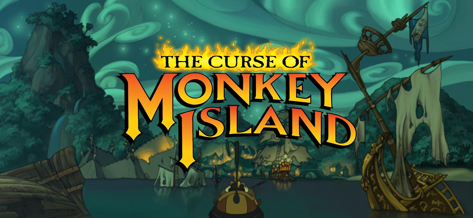 MONKEY ISLAND (Saga 1, 2, 3 y 4)