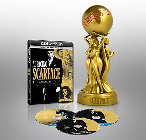 Scarface 4K - Edición Especial con Figura