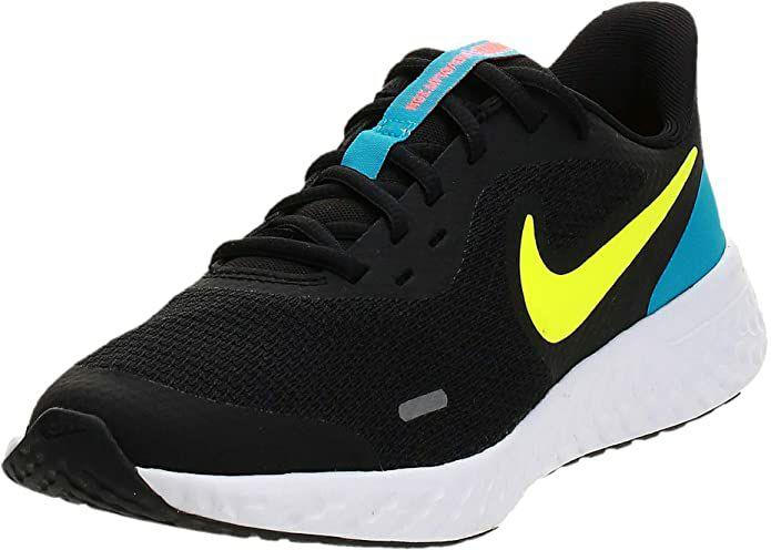 (Talla 36,5) NIKE Revolution 5 (GS), Zapatillas de Running para Niñas