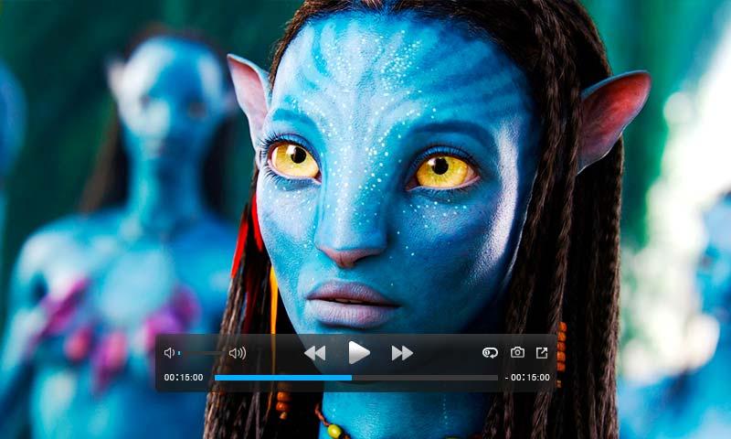 Reproductor de vídeo 8k compatible con todos los formatos (y otras opciones)