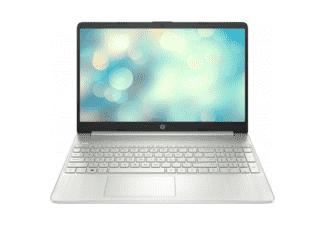 "REACONDICIONADO Portátil - HP 15s-eq0009ns, 15.6"" HD, AMD Ryzen 5 3500U, 8 GB RAM, 512 GB SSD, FreeDOS, Plata"