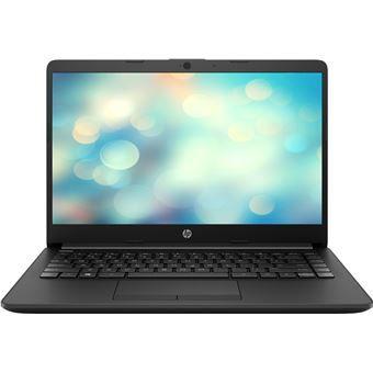 Portátil HP Laptop 14-dk1002ns 14'' Negro