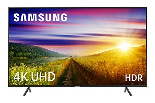 "Samsung TV 65NU7105 - Smart TV 65"" 4 K UHD HDR (Pantalla Slim, Quad-Core, Dynamic Crystal Color, 3 HDMI, 2 USB)"