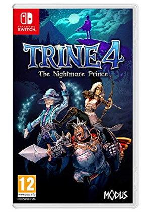 Trine 4: The Nightmare Prince para Nintendo Switch
