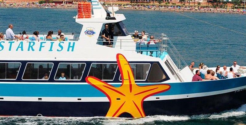 Paseo en barco y autobús turístico GRATIS