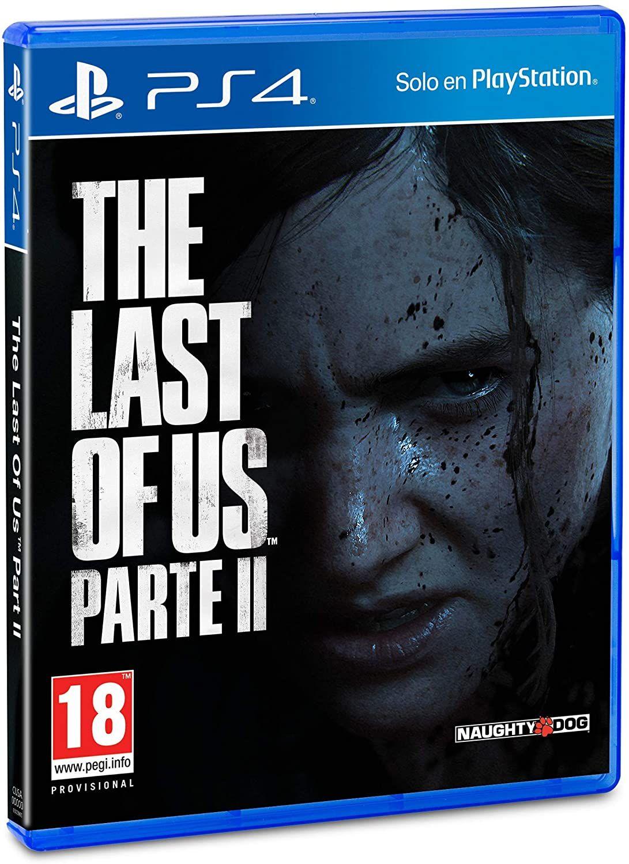 The Last of Us Parte II ps4 estado Nuevo