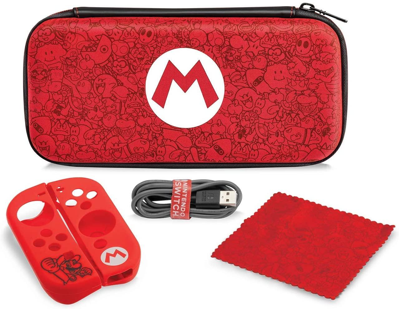 PDP-Starter Kit:Edición Mario Remix(Nintendo Switch)