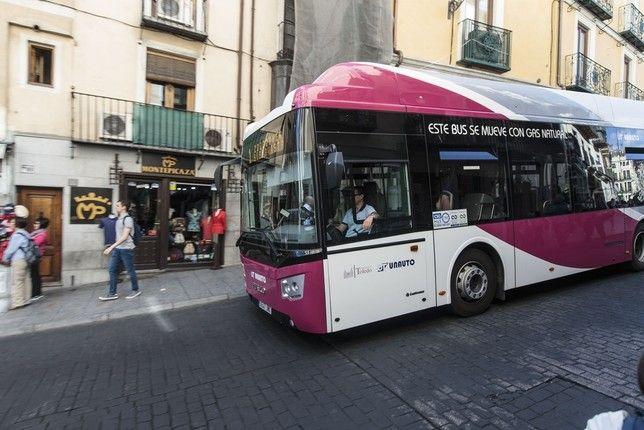 Gratis Autobús nocturno (Toledo)