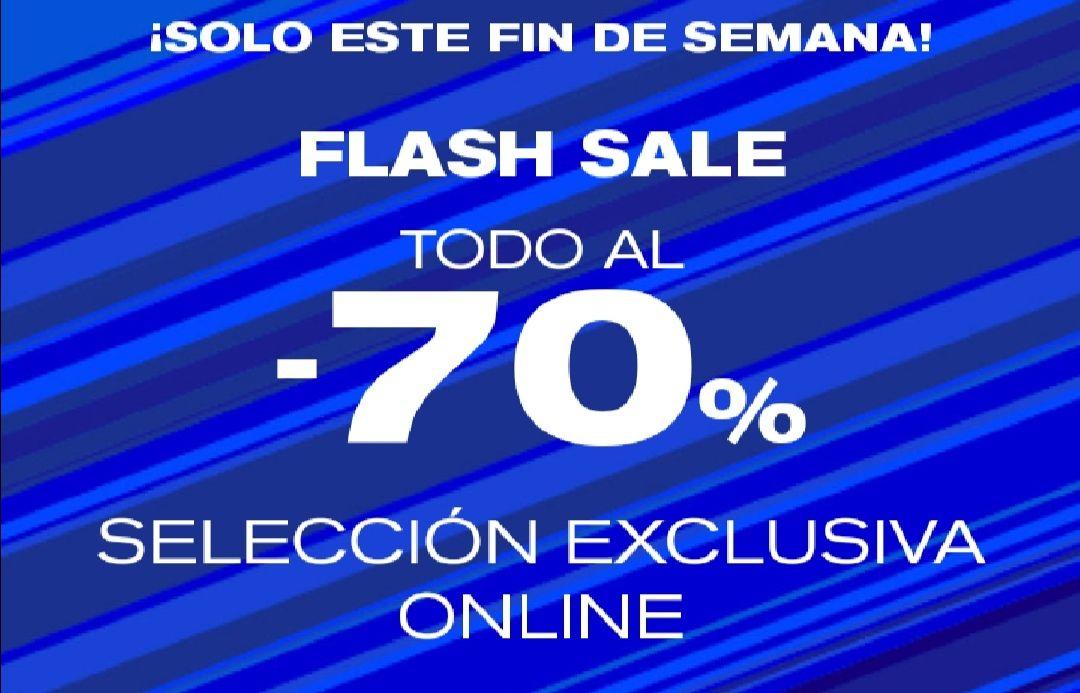 Flash Sale 70% Desigual.