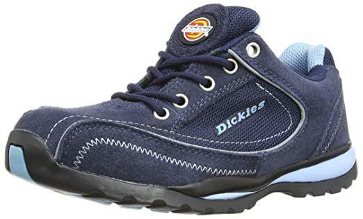 Dickies Ottawa - Calzado de protección, color Azul, talla 6 UK B / 40 EU