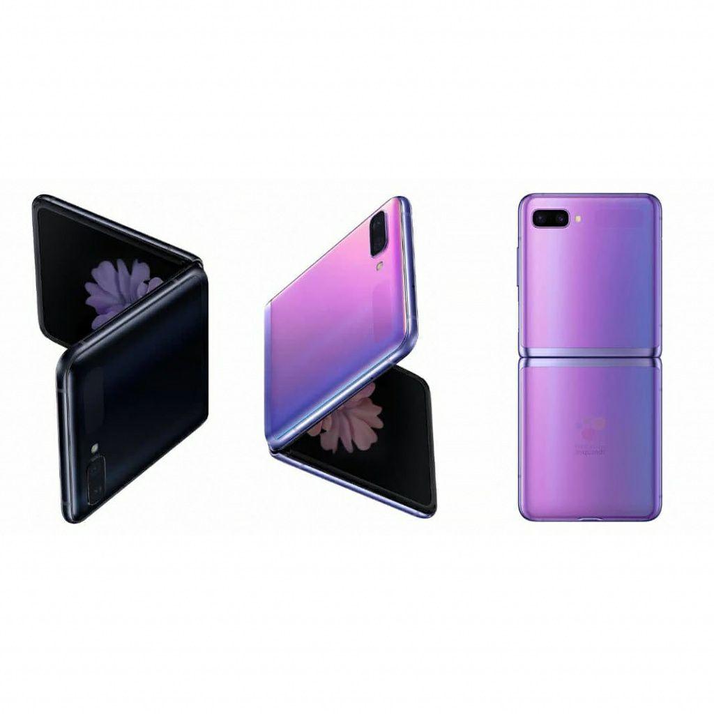 Samsung Galaxy Z Flip F700F 256GB violeta