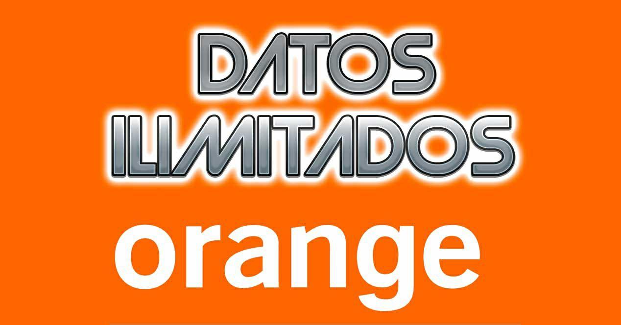 Datos ilimitados Orange hasta el 31 julio (tarifas Love Medio y Love Medio Max) leer descripción.