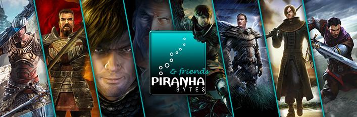 STEAM Piranha Bytes & friends PACK 8 Juegos