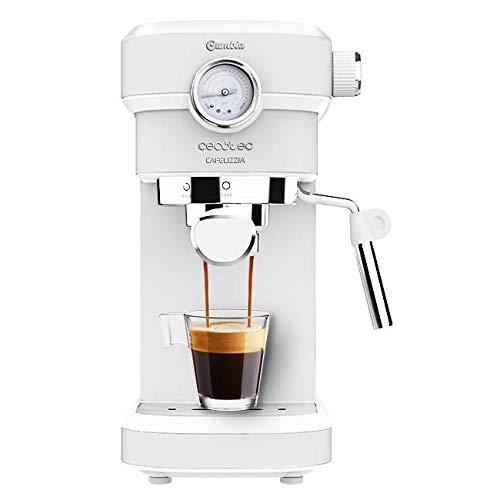 Cecotec Cafetera Espresso Cafelizzia 790