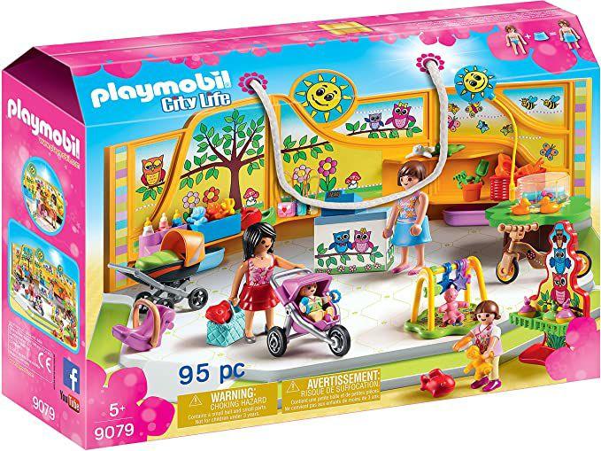 PLAYMOBIL City Life Tienda para Bebés, a Partir de 5 Años