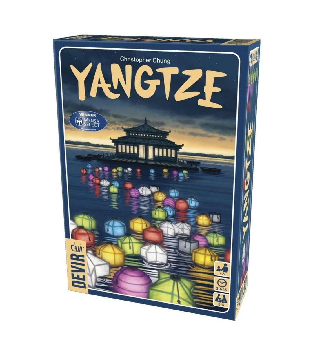 Juego de mesa Devir Yangtze
