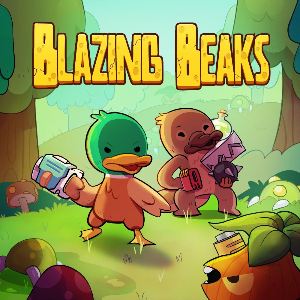 Blazing Beaks para Switch