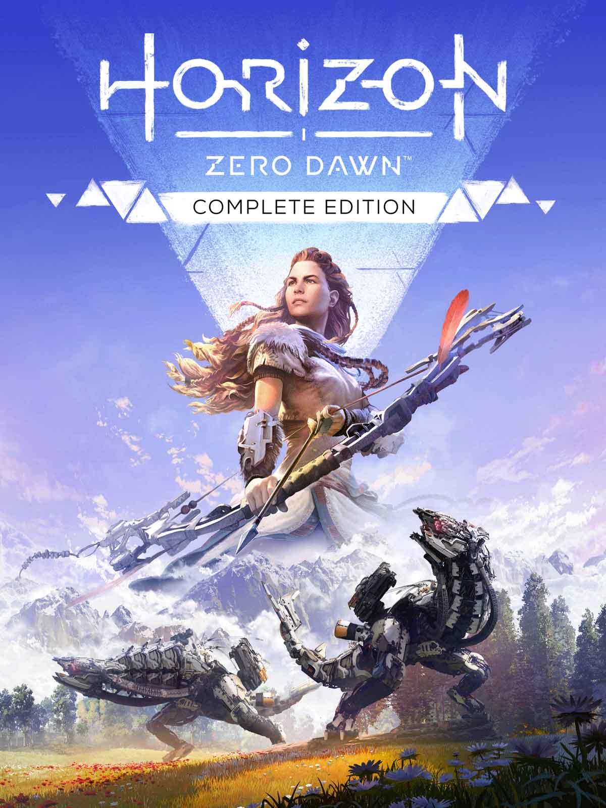 Steam, Epic - Horizon Zero Dawn Complete Edition (PC)