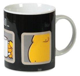 Taza de Los Simpsons: Homer, el último hombre perfecto [PLUS]