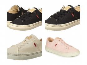 Levi's Global Vulca-Low_s, Zapatillas para Mujer en 3 colores.