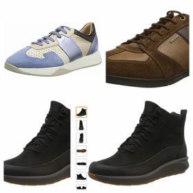 Calzado Geox y Clarks. Zapatos, Zapatillas y botines.