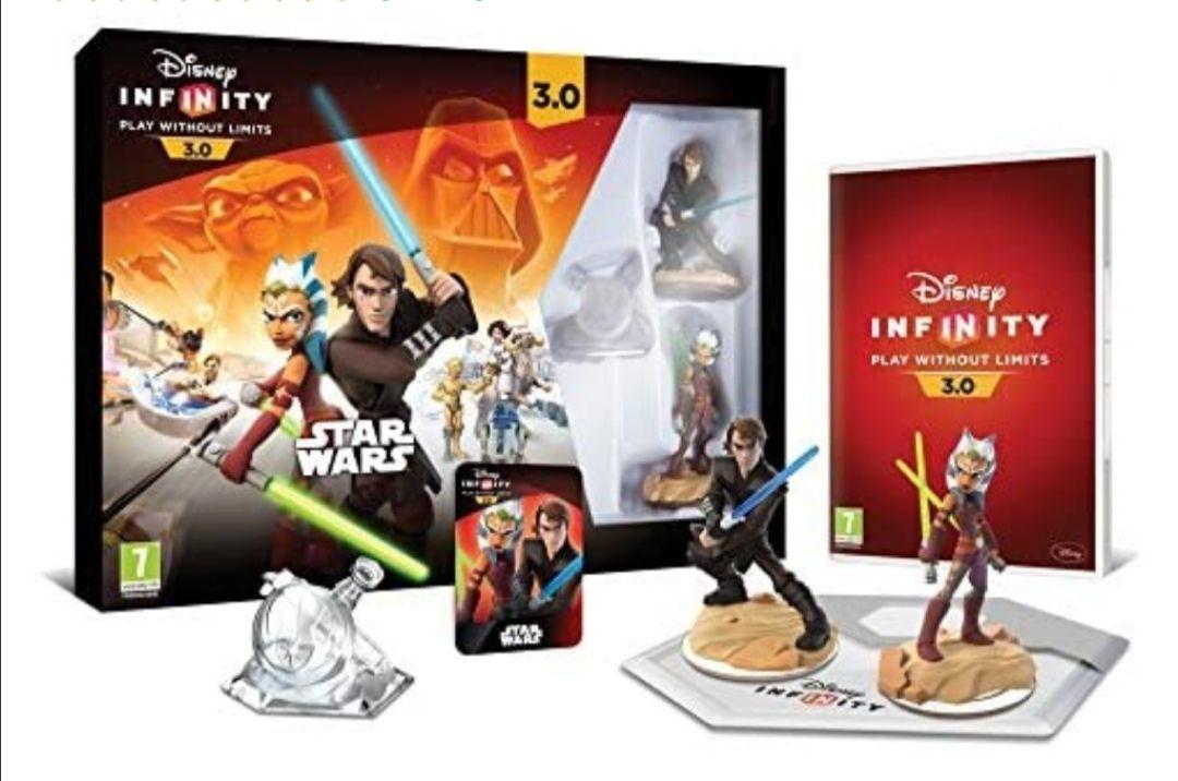 Disney Infinity 3.0 - Star Wars: Starter Pack (Incluye Figura Anakin Y Ashoka)(Xbox 360)