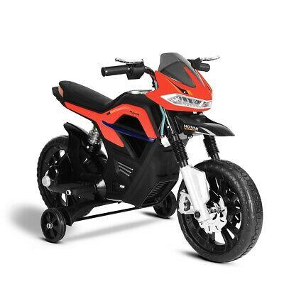 Moto eléctrica niños FASTER batería 6V recargable